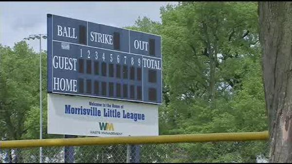 Morrisville Little League finds itself in middle of gun debate