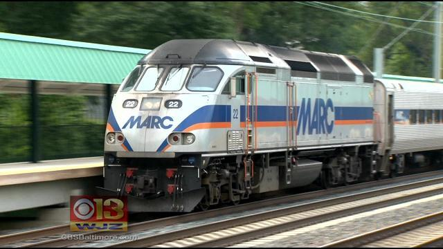 Weekend MARC Trains From Baltimore To D.C. Break Ridership Records