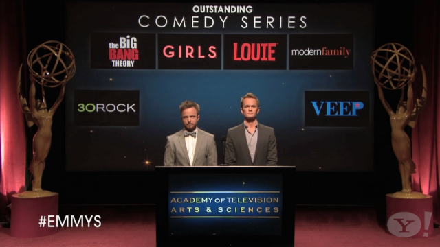 Outstanding Comedy Series: 2013 Emmy Nominations