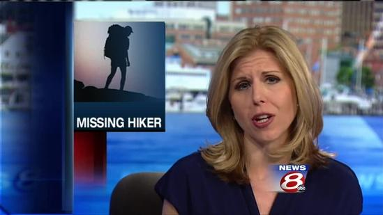 Family of missing hiker leaves Maine