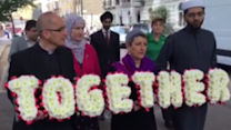 Faith Leaders Walk Together to Remember 7/7