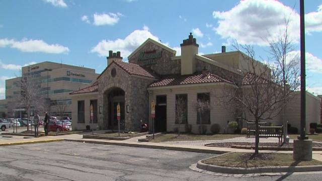 5pm: Macaroni Grill closed after fire