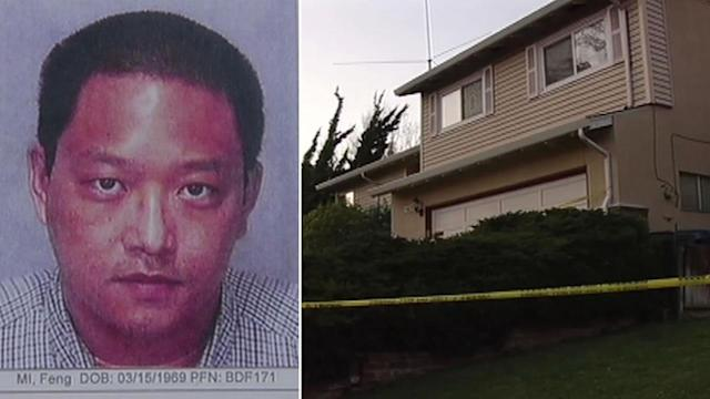 Man arrested in death of wife in Castro Valley