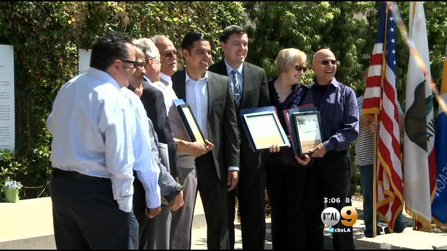 Long Beach Honors LGBT Leaders At Harvey Milk Promenade Park
