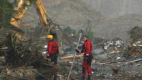 More Bodies Recovered From Wash Mudslide