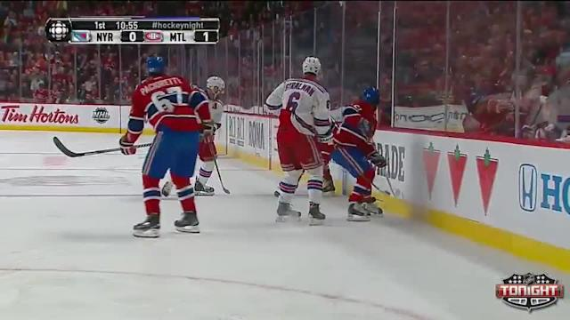 NY Rangers Rangers at Montreal Canadiens - 05/27/2014