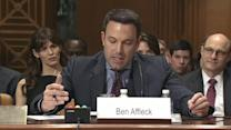 Ben Affleck lends star power to Congo cause on Capitol Hill