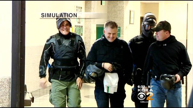 More Schools Taking Part In Active Shooter Training Drills