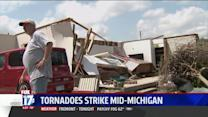 Residents Optimistic After Michigan Tornadoes