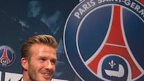 Beckham: 'Excited and Honored' to Be Part of PSG