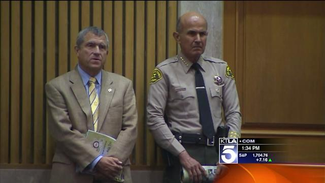 Sheriff Baca Faces Criticism in Hearing on Jails