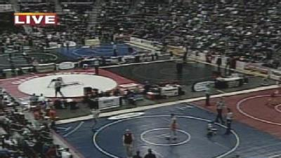 High School Wrestlers Begin Their Quest For A State Title