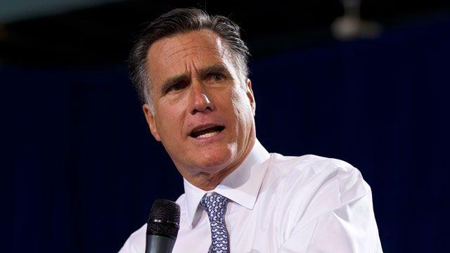 Are attacks on Romney working?