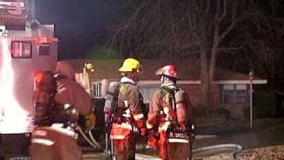 Springdale House Fire Likely Accidental