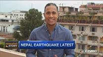 Nepal earthquake latest