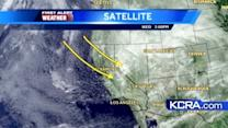 Wednesday Weather Update for Northern California 12.26