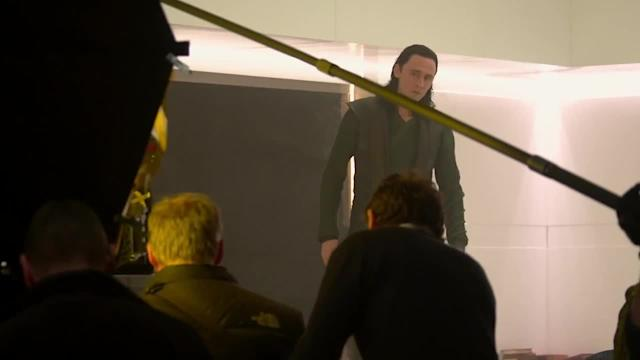 Thor: The Dark World - Loki's Return Clip