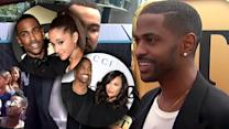 Big Sean Opens Up About Exes Ariana Grande & Naya Rivera