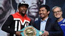 Mayweather v. Pacquiao to bring in millions, not just for fighters