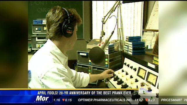 April Fools! 20-year anniversary of the best prank ever