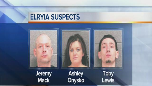 5am: Three arrested in prostitution, drug bust
