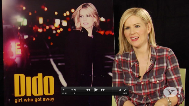 Y! Music Exclusive Interview With Dido
