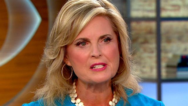 Ann Romney talks difficulty with female voters