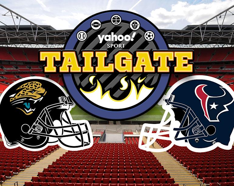 Tailgate Jacksonville Jaguars Gear Up For London Clash Against Houston Texans