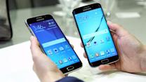 Samsung Galaxy S6 and Galaxy S6 Edge First Look