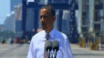 Obama Presses Plan to Create Jobs