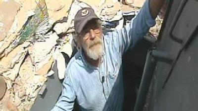 Grandfather: 'God Had His Foot On The Door' During Twister
