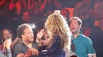 Mishaps at recent Beyonce concerts
