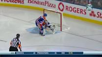 Brian Elliott robs Nugent-Hopkins breakaway