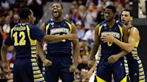 Fast start pushes Marquette past Miami