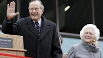 George H.W. and Barbara Bush Still Hospitalized But Are Improving