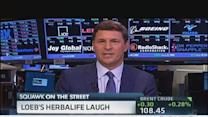 Loeb's Herbalife Laugh