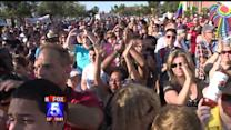 Gay Rights Supporters Celebrate Supreme Courts DOMA Decision