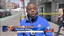 Kenneth Moton reports from Boston on the marathon probe