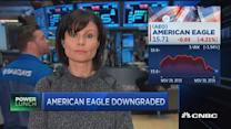 American Eagle not soaring