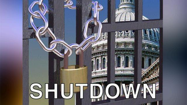 Lawmaker says government shutdown should be 'on the table'