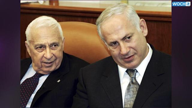 Ariel Sharon's Funeral To Be Held Monday