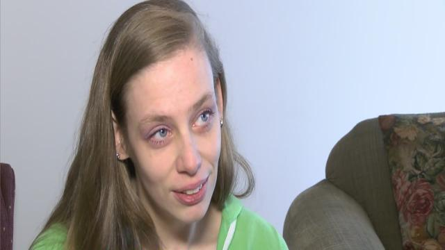Mother with cerebral palsy needs ramp