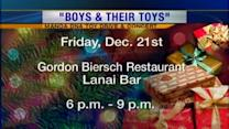 """Manoa DNA host """"boys and their toys"""" holiday drive"""