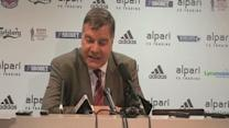 Lacklustre West Ham frustrate Allardyce