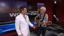 REO Speedwagon`s Kevin Cronin serenades producer`s wife