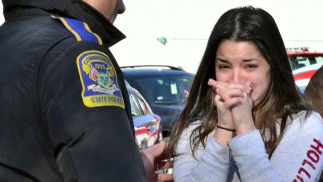 Parents of Sandy Hook students describe horror