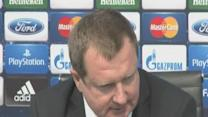 Plzen coach pleased with performance