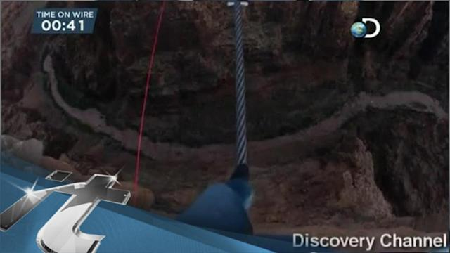 TV Latest News: Discovery Schedules 'Skywire' Follow-Up With Nik Wallenda Interview