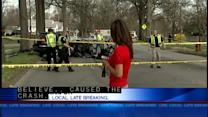Woman killed in accident on Algonquin Parkway