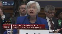 Fed chair Yellen addresses negative interest rates